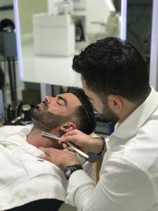 Sergi Constance Services Shaving Beard Dubai Barbershop