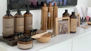 SKILLS Dubai Barbershop Nashi Argan Professional Line
