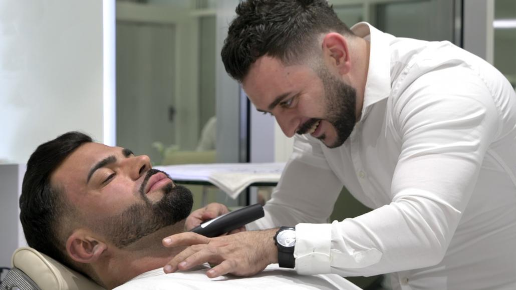 SKILLS Dubai Barbershop Sergi Constance Barber Mo