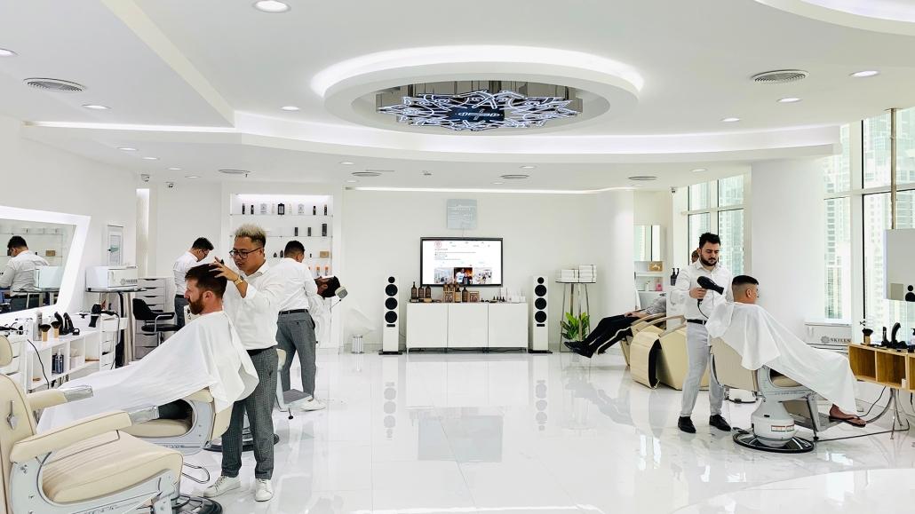SKILLS Dubai Barbershop Standards