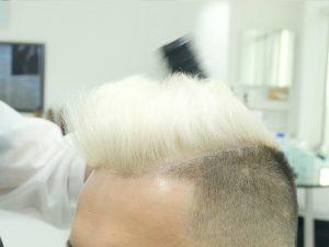 0 Tone Hair Color
