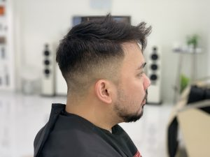 Normal Hair Color - SKILLS Dubai Barbershop