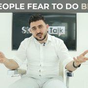 WHY PEOPLE FEAR TO DO BLEACH? SKILLS Dubai Barbershop