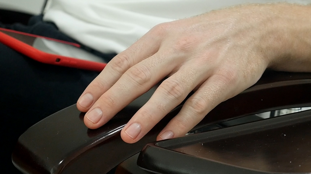 Clean and Maintained Nails here at SKILLS Dubai Barbershop
