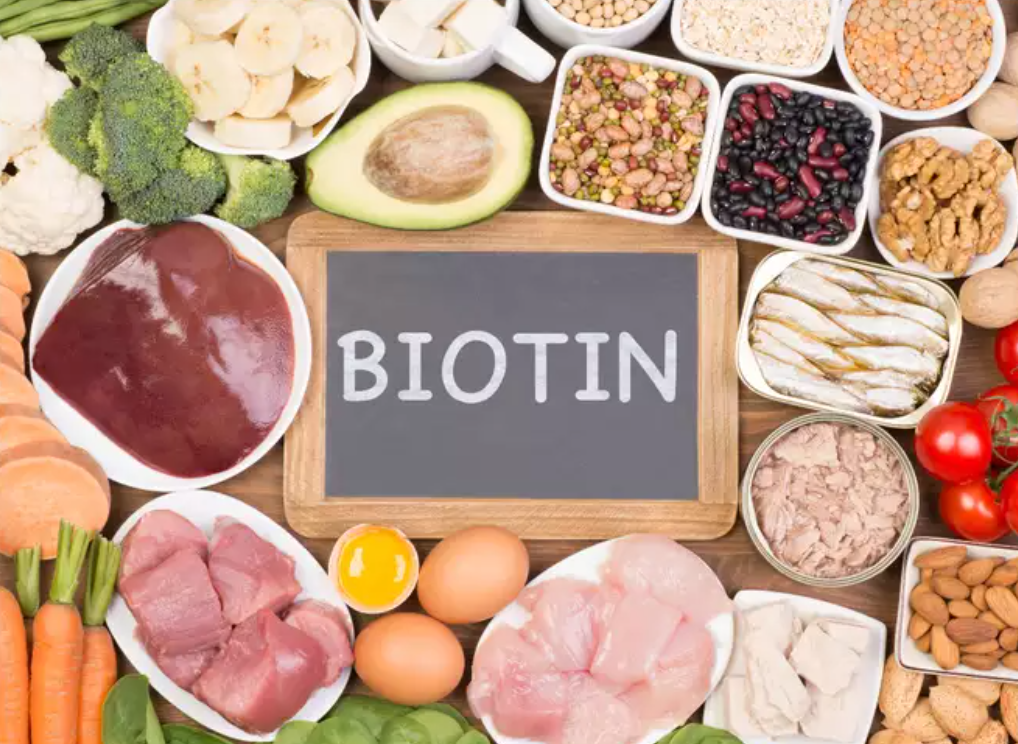 Biotin Rich foods to improve the health of your nail