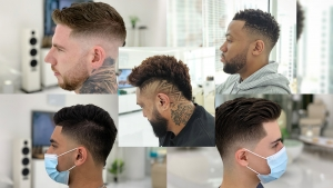 5 Different Types of Fade Haircut