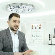 SKILLS Dubai Barbershop Barber Mo Talk about The Team