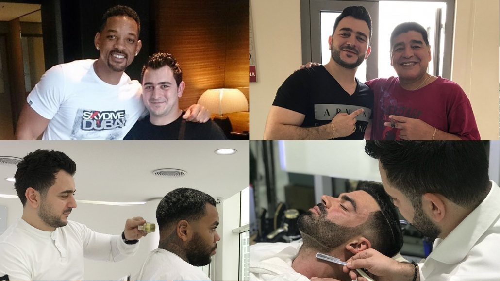 Why Celebrities love the Fade