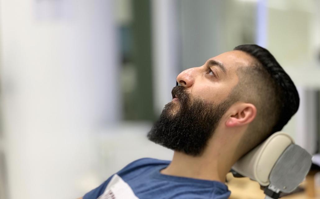 Beard Grooming SKILLS Dubai Barbershop