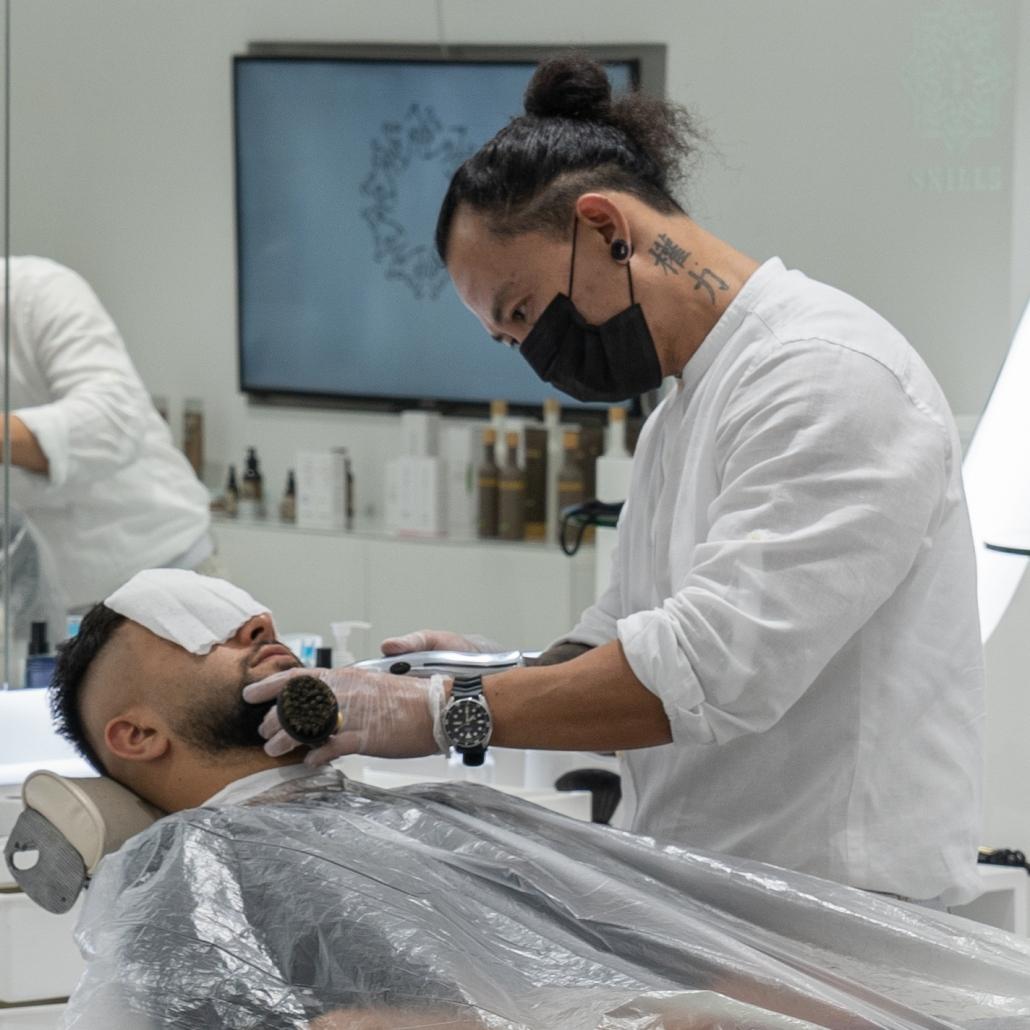 "Rey ""Barber Rey"" Segondino"
